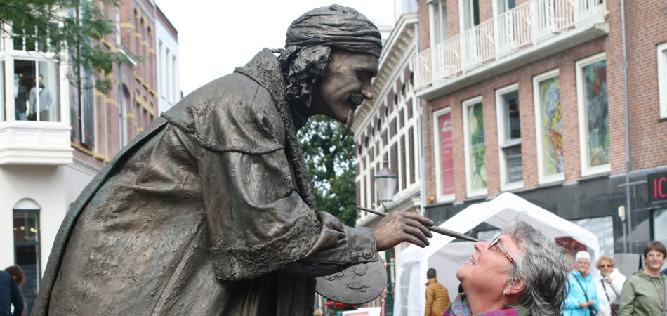 ArteGanza World Statues groot succes