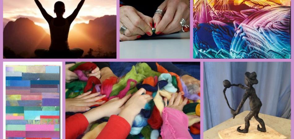 Women Unlimited 2015 Colour Creates