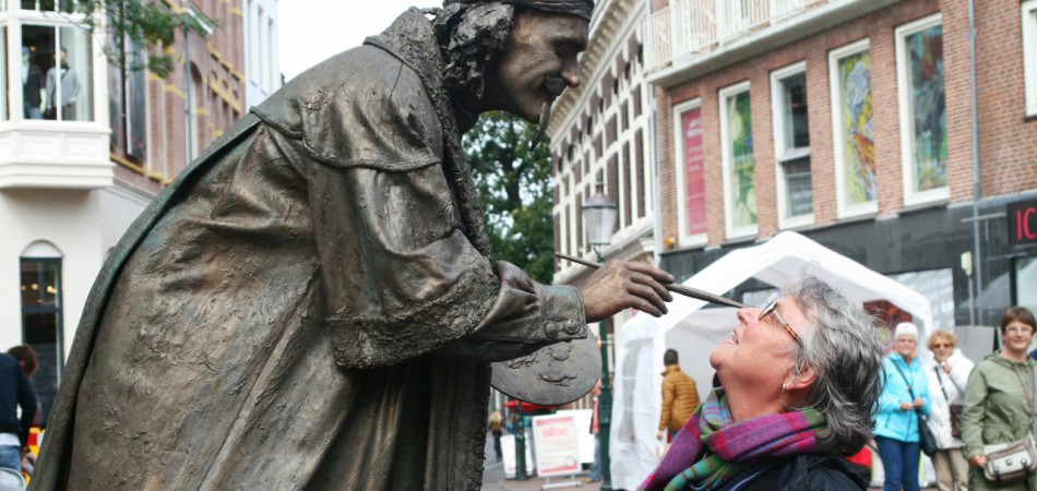 Laat je betoveren tijdens ArteGanza Statues!