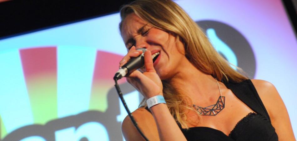 Manon Kolman winnares ArteGanza Talentscout 2014