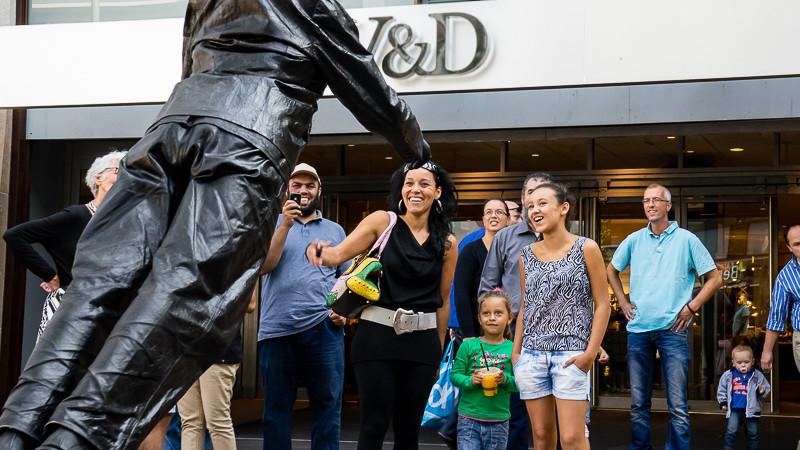 Succesvolle editie ArteGanza Statues 2014