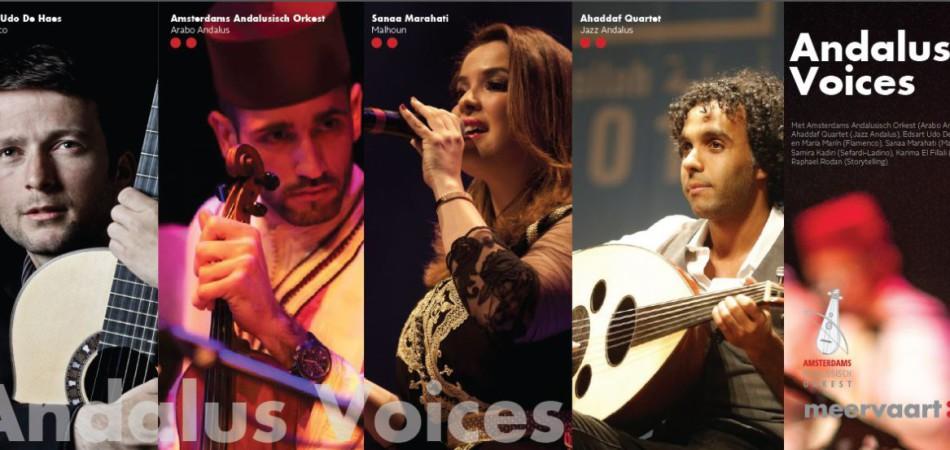 ArteGanza ondersteunt Andalus Voices