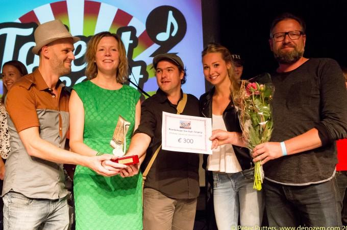 ArteGanza Talentscout winnaar