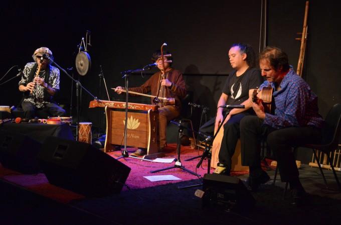 Nomaden in Muziek met Hanoi Gipsy Project