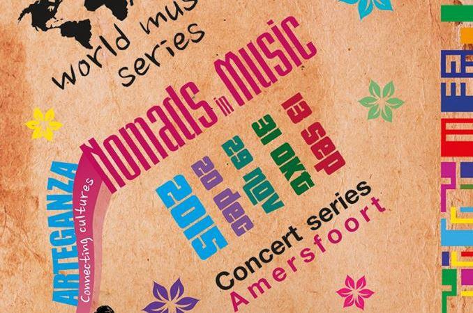 ArteGanza Nomaden in Muziek van start