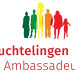 logo St Vluchtelingen Ambassadeurs